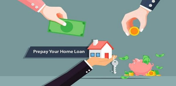 pre-pay my home loan